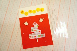 WhimsyPaper - Holiday Card - Stars