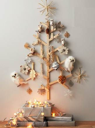 10 DIY Trees that are not Trees ;) – Whimsy Paper