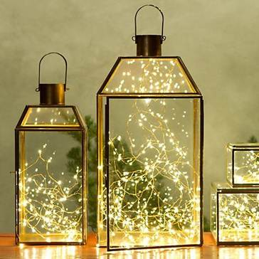 WhimsyPaper - Holiday DIY - Lanterns