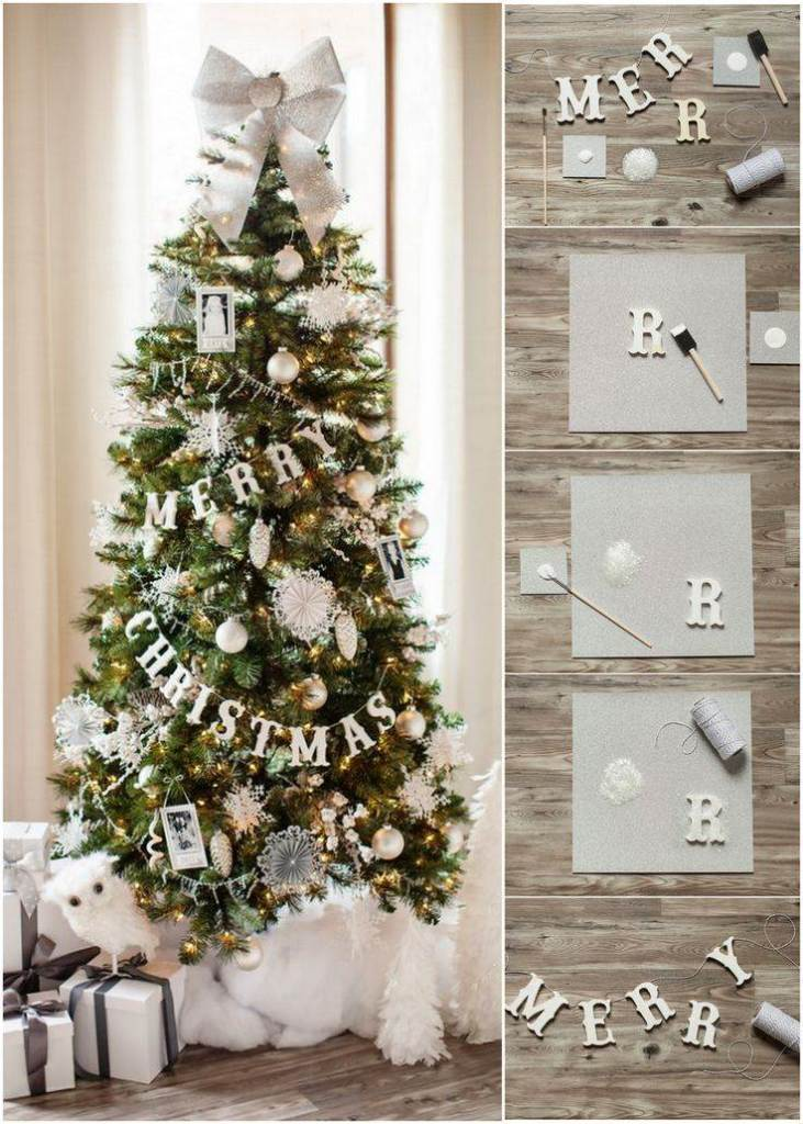 WhimsyPaper - Holiday DIY - XmasGarland